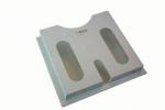 Schaltschrank Dokumentenhalter ST-A4 DIN A4 Hochformat